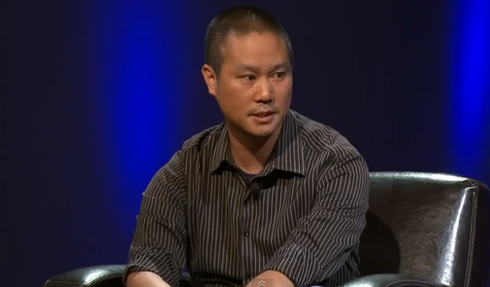 PandoMonthly Fireside Chat with Tony Hsieh by Sarah Lacy