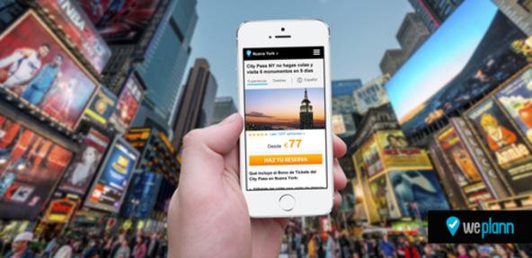 WePlann Mobile-friendly website by WePlann