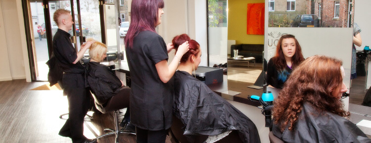 NCAME Hair Dressing, Hair Salon Course, Hair Cutting Courses in ...