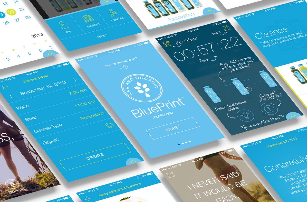 Blueprint cleanse mobile app angellist blueprint cleanse mobile app malvernweather Images