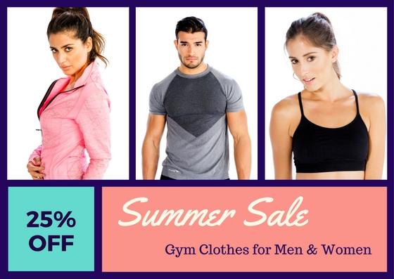 Gym clothes online usa