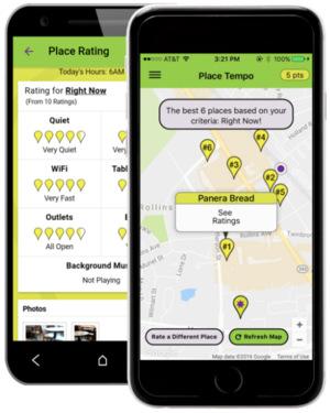 Place Tempo - iOS App | AngelList