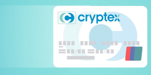 Cryptex, a bitcoin bank card by Roman Kalyakin