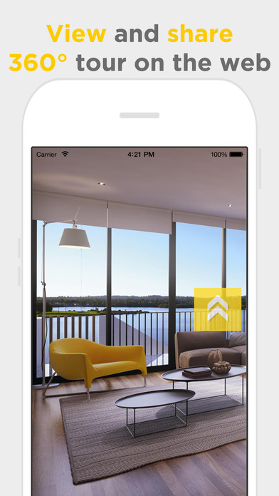 iOS app of Propertyin360.co