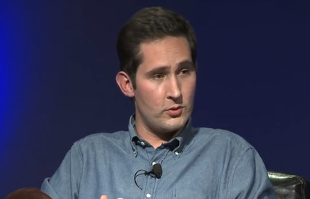 PandoMonthly Fireside Chat with Kevin Systrom by PandoMedia