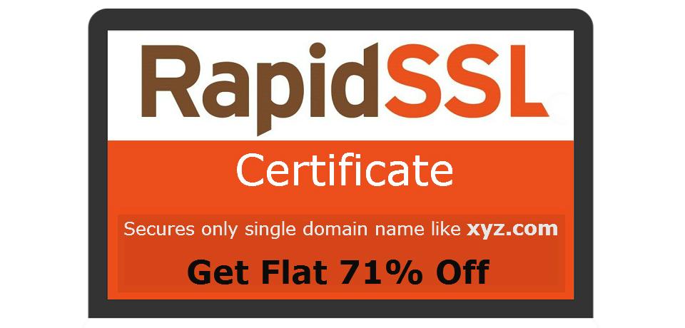 Rapidssl Certificate Angellist