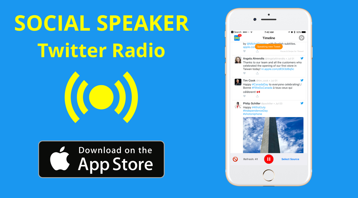 Social Speaker