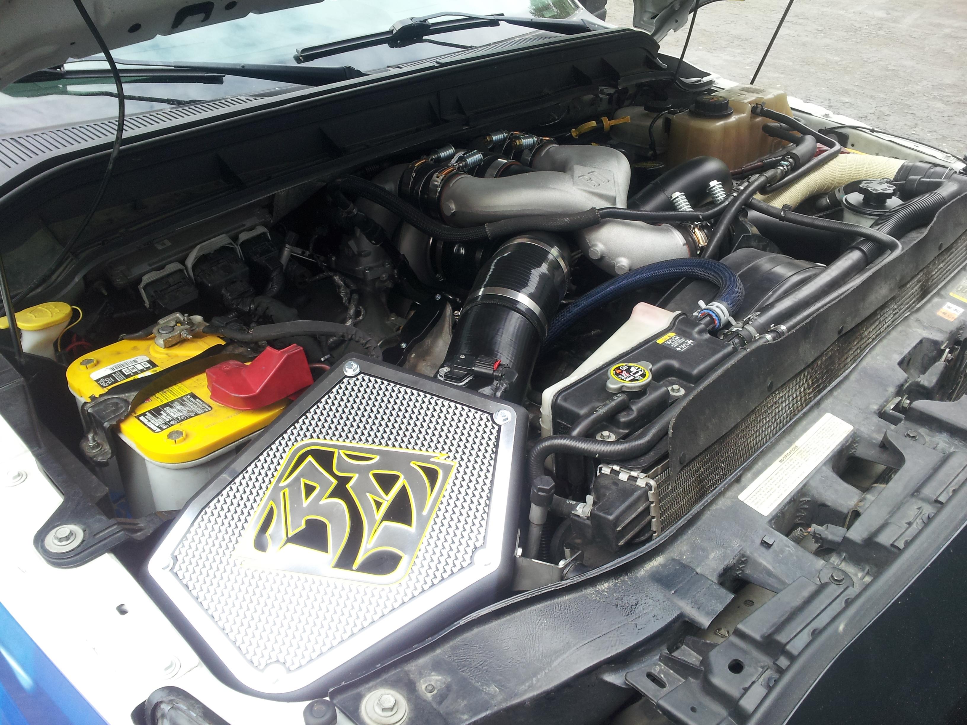 BD Diesel Ford 6 7L Scorpion Turbo Kit | AngelList