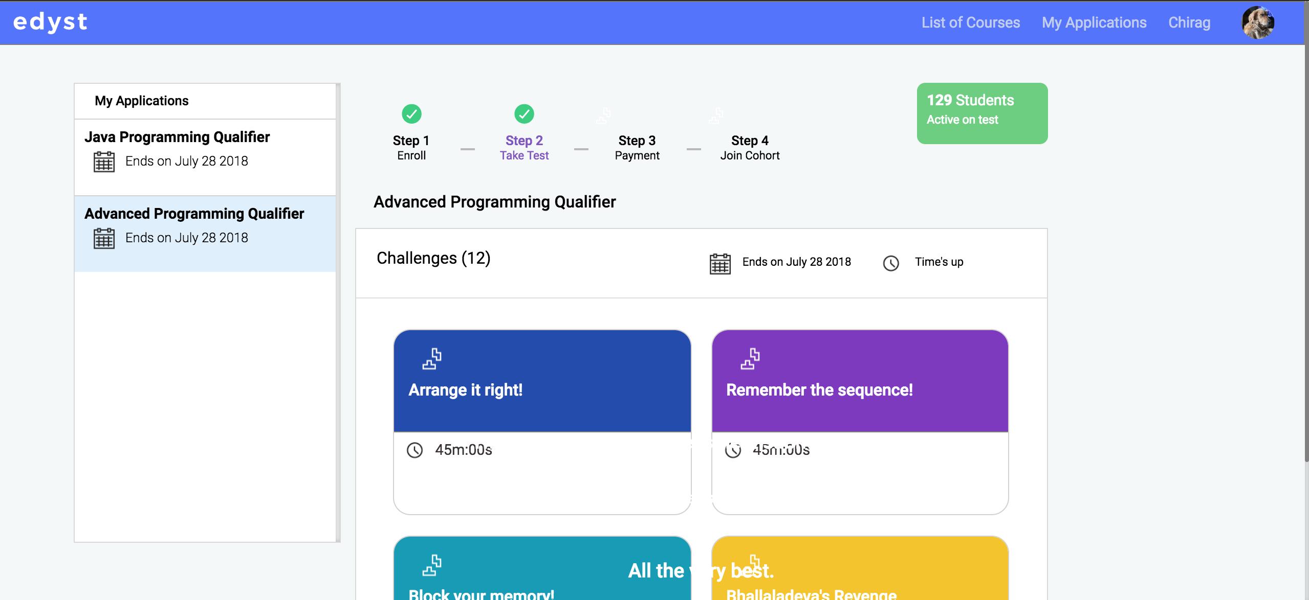 Edyst Platform (Beta)