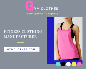 Ladies Gym Wear Wholesale - Largest Manufacturer Of Womens