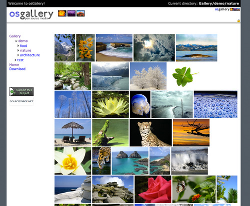 OS Gallery