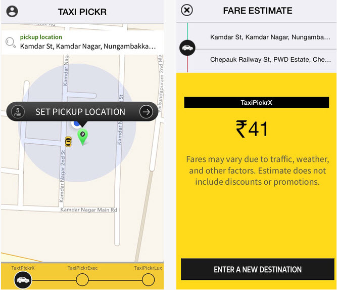 Uber Clone, Taxi Booking Software, Uber Clone App - Agriya