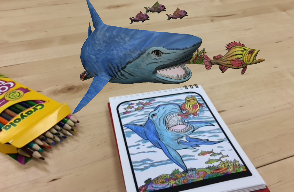 Quiver Education - 3D Augmented Reality Colouring - AngelList