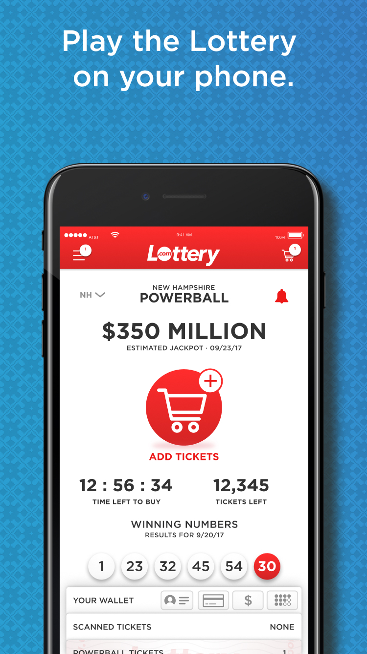 Lottery com App | AngelList