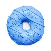 Blue Donut Currency Converter App