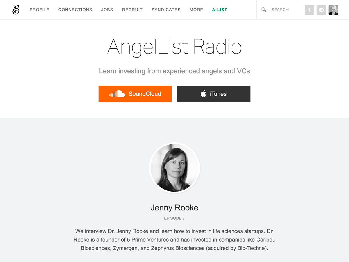 AngelList Radio