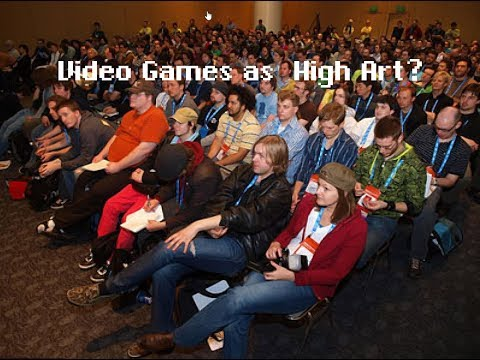 Video Games, High Art, and Roger Ebert