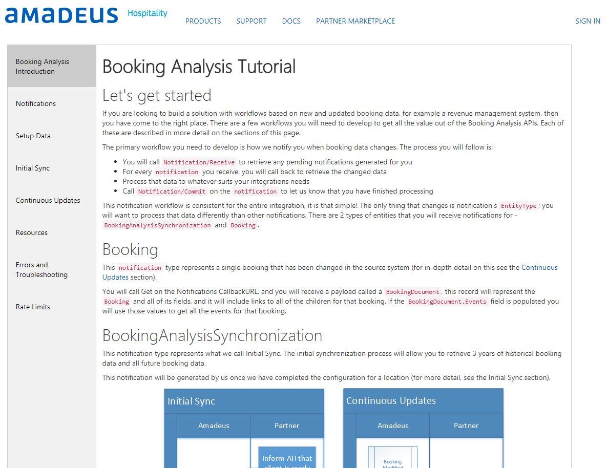 Amadeus API Platform   AngelList