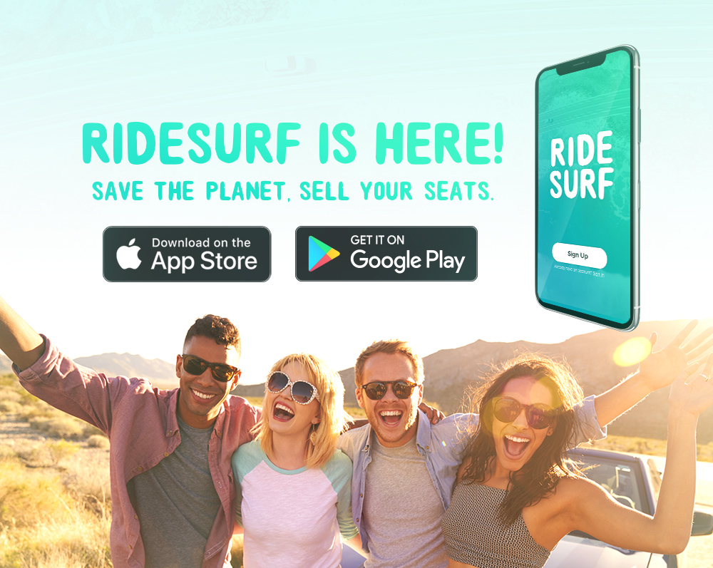 Ridesurf Mobile App (iOS & Android)