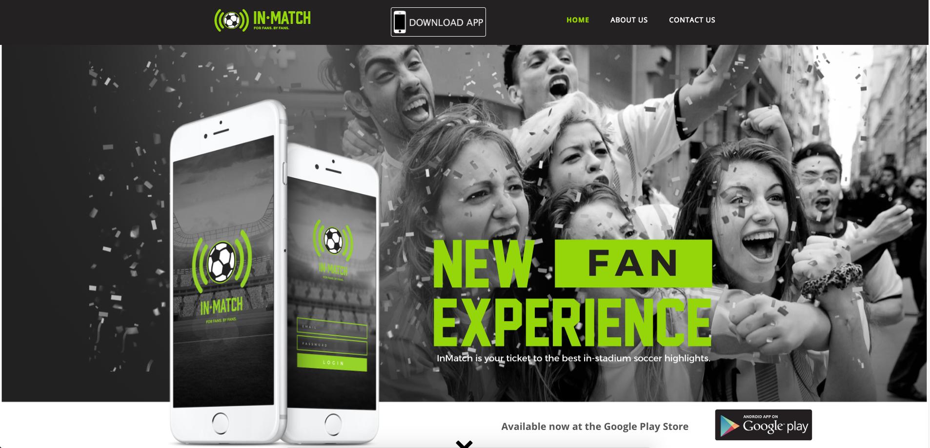 InMatch - Soccer Fan Social