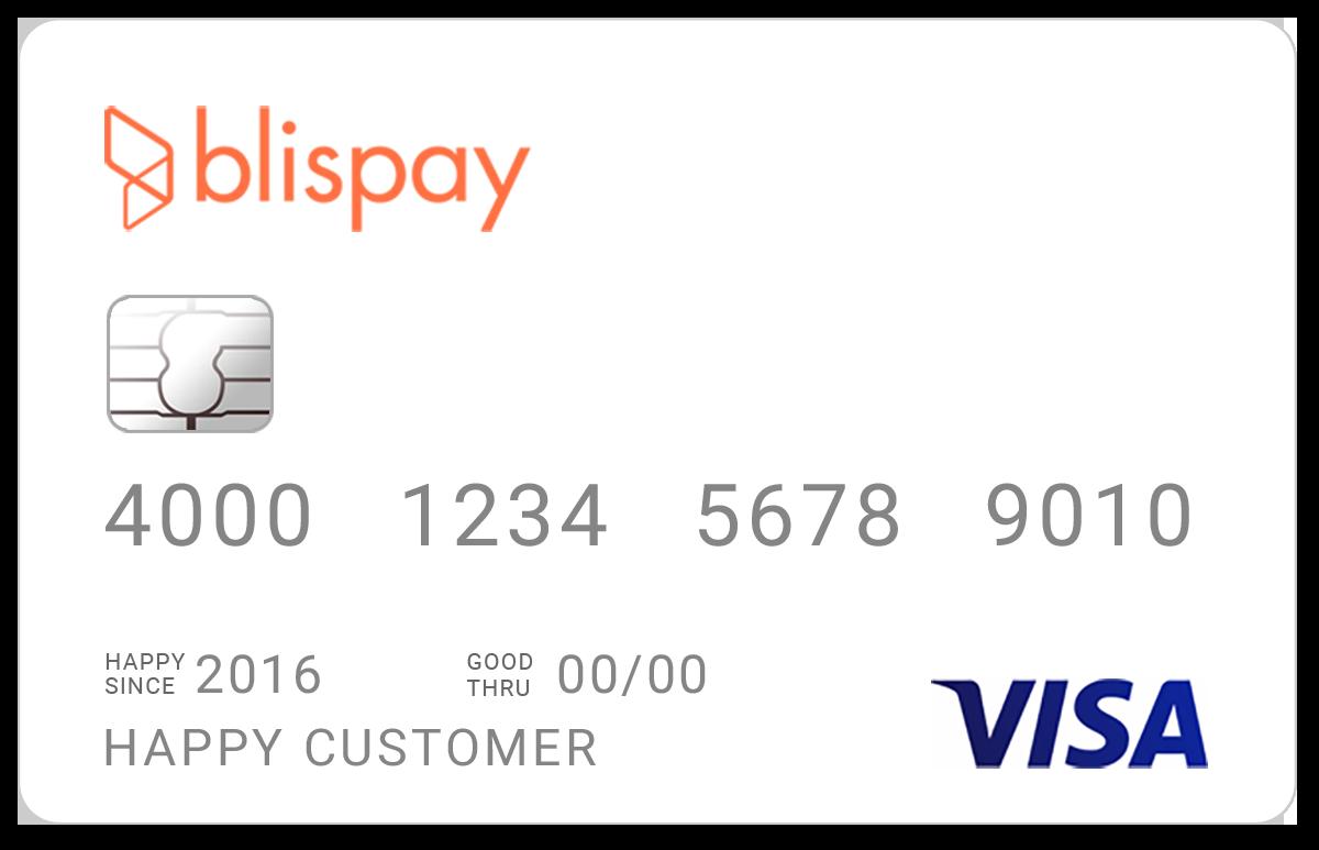 The Blispay Visa Card Angellist