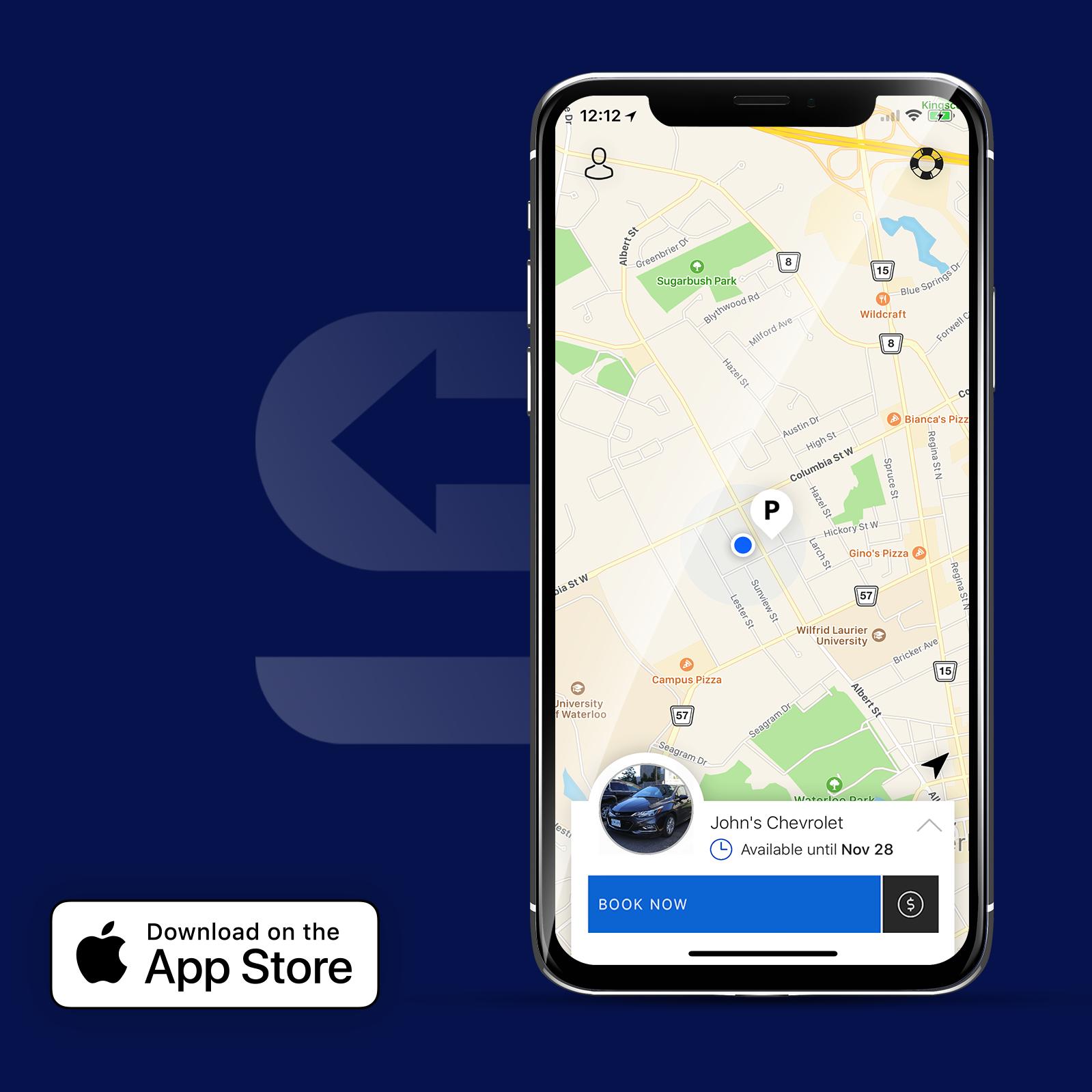 ShiftRide iOS App