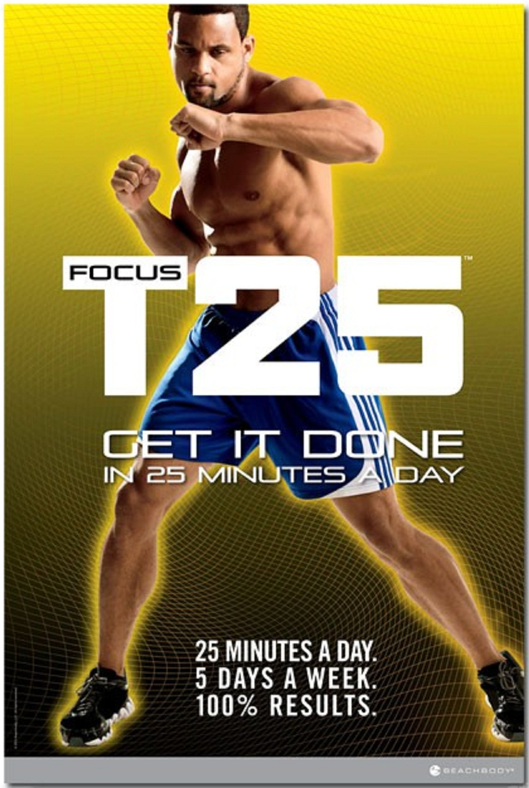 Overview of the T25 Diet. T25 is a great program because it appeals to a much larger audience than other Beachbody workout programs, so naturally, the T25 diet should do the same. The core principle of the T25 nutrition plan is to eat smaller meals or snacks more frequently throughout the day.
