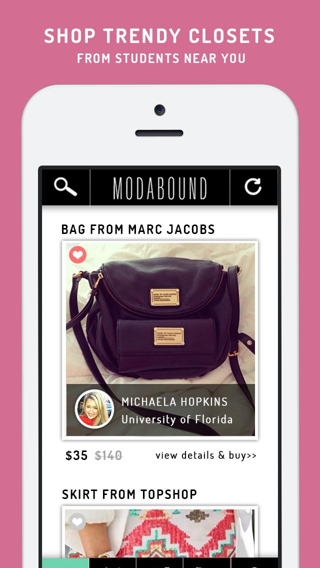 Modabound iOS App