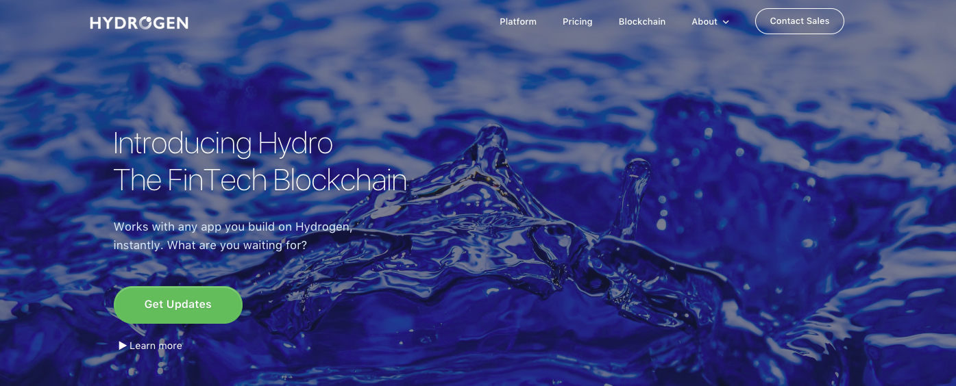 Project Hydro