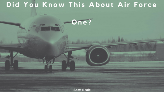 Did You Know this About Air Force One?