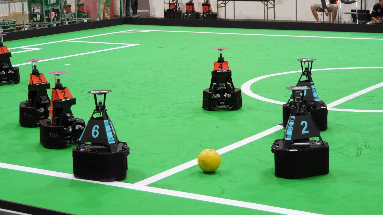 2018 RoboCup (Robot Soccer World Cup) Performance Analytics