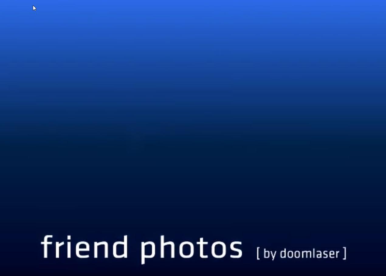 Facebook Screen Saver