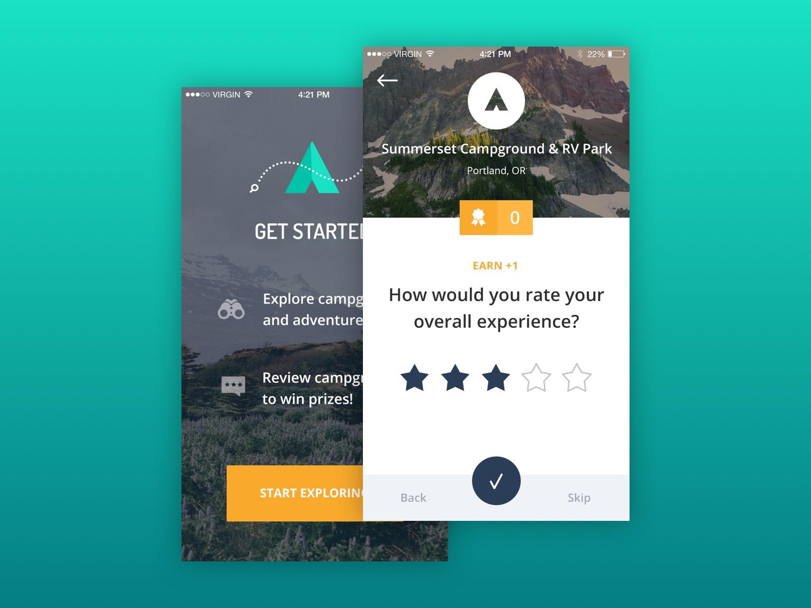 The Dyrt iOS & Web Apps