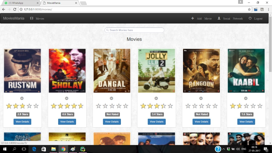Movie Recommendation system with Social Network | AngelList