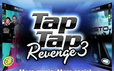 Tap Tap Revenge (first iPhone music game)