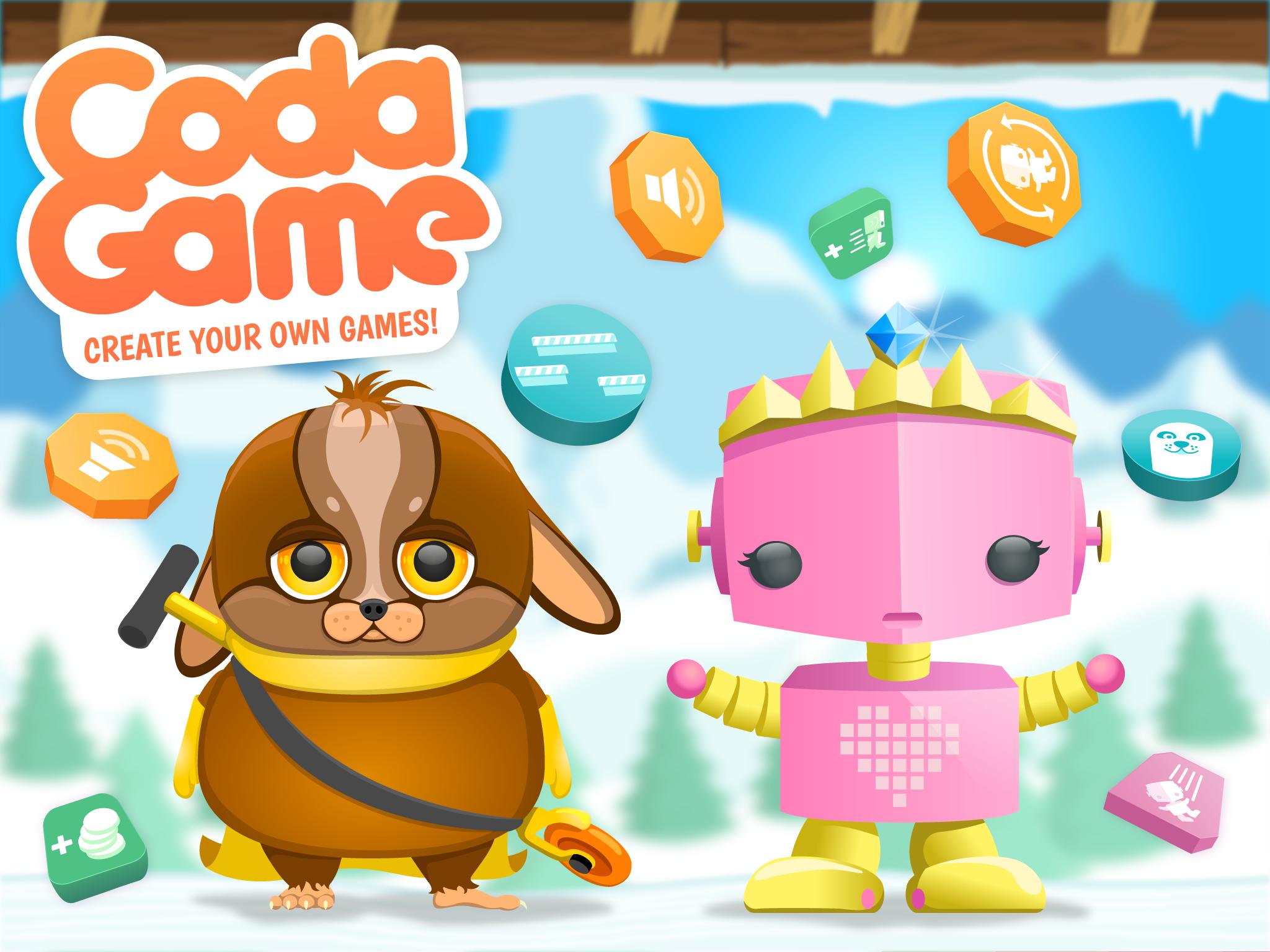 coda game developer