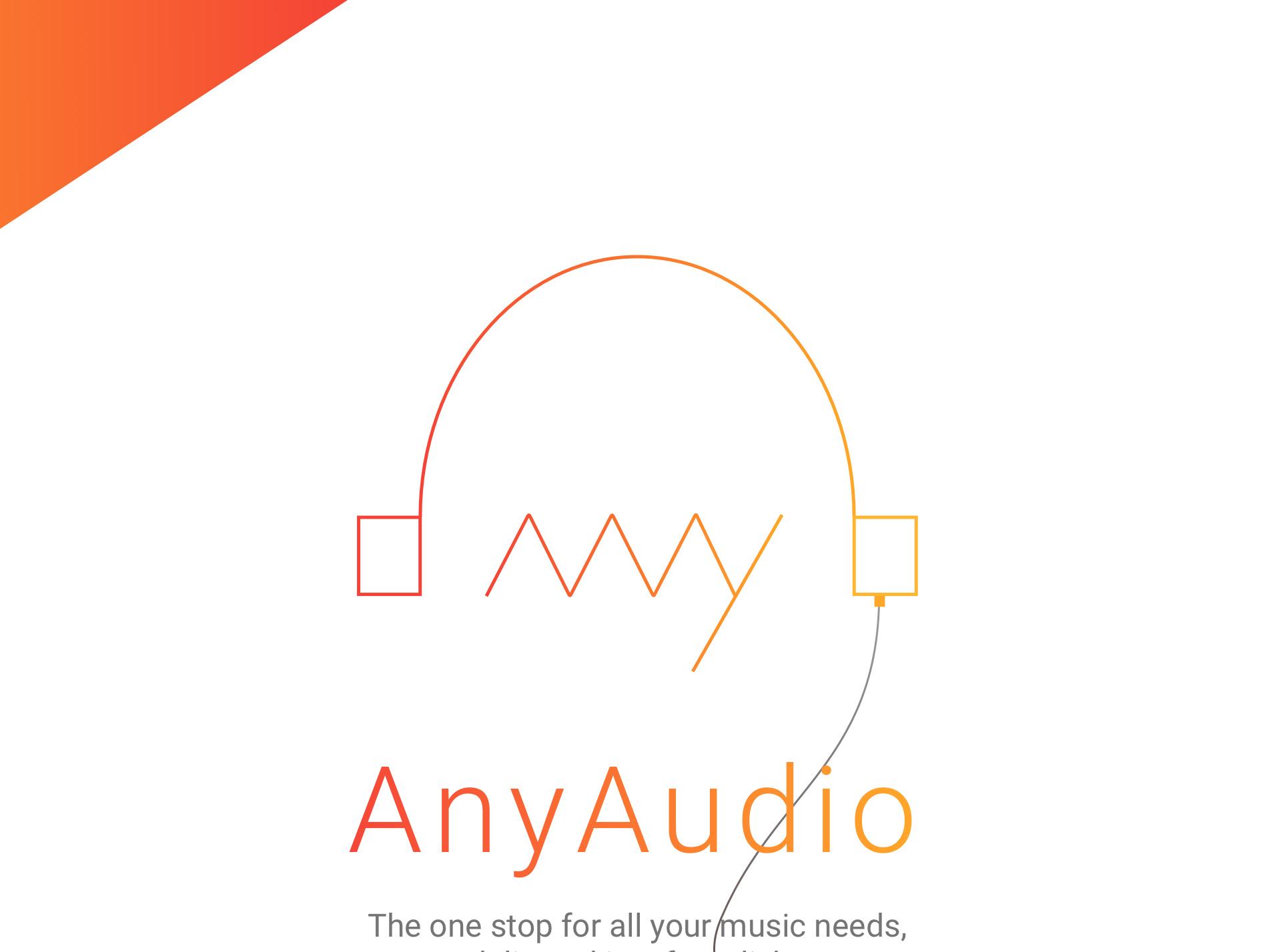 AnyAudio