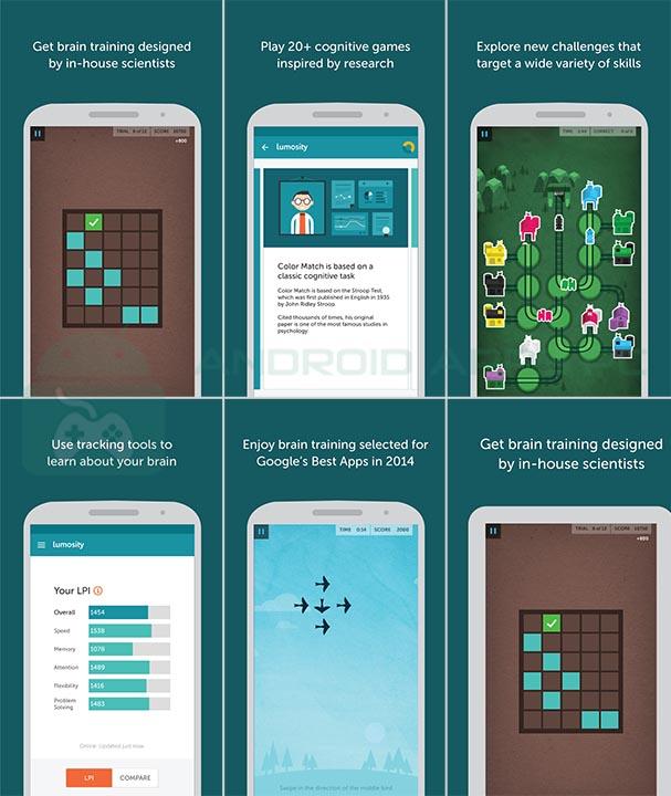 Lumosity Android App | AngelList