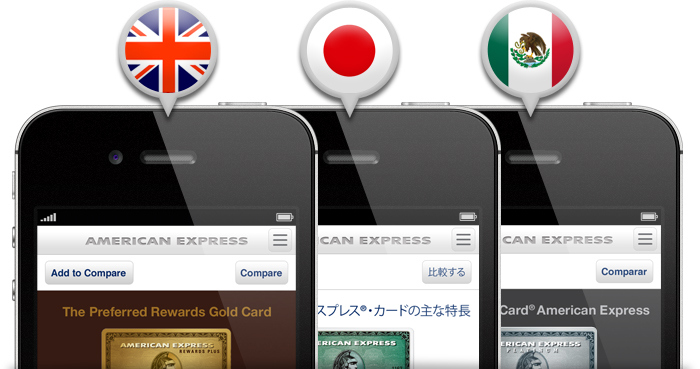 American Express - Global Mobile Prospect Journey