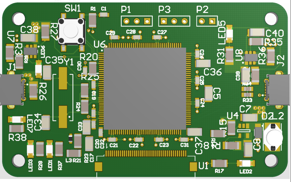 Design of an ARM Cortex-M4 (STM32F4) based embedded Linux system