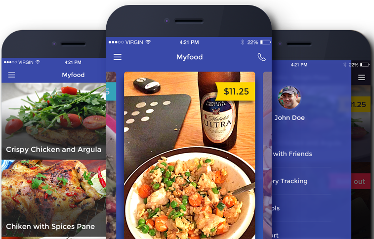 food delivery mobile app  | AngelList