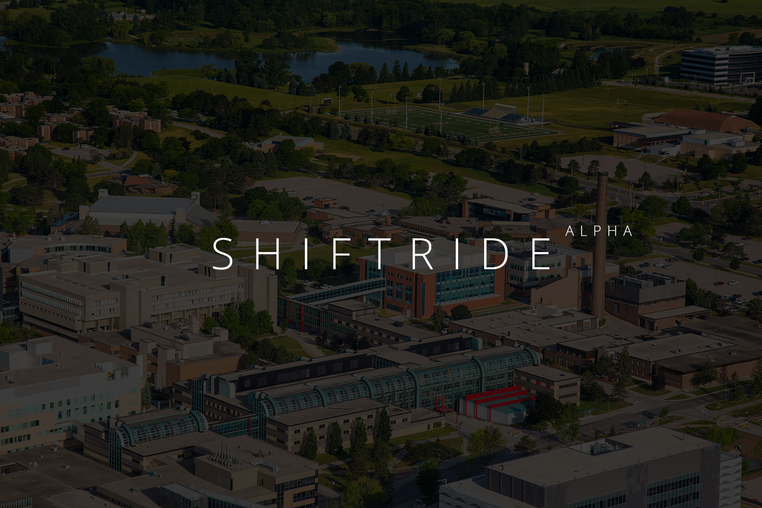 ShiftRide Alpha