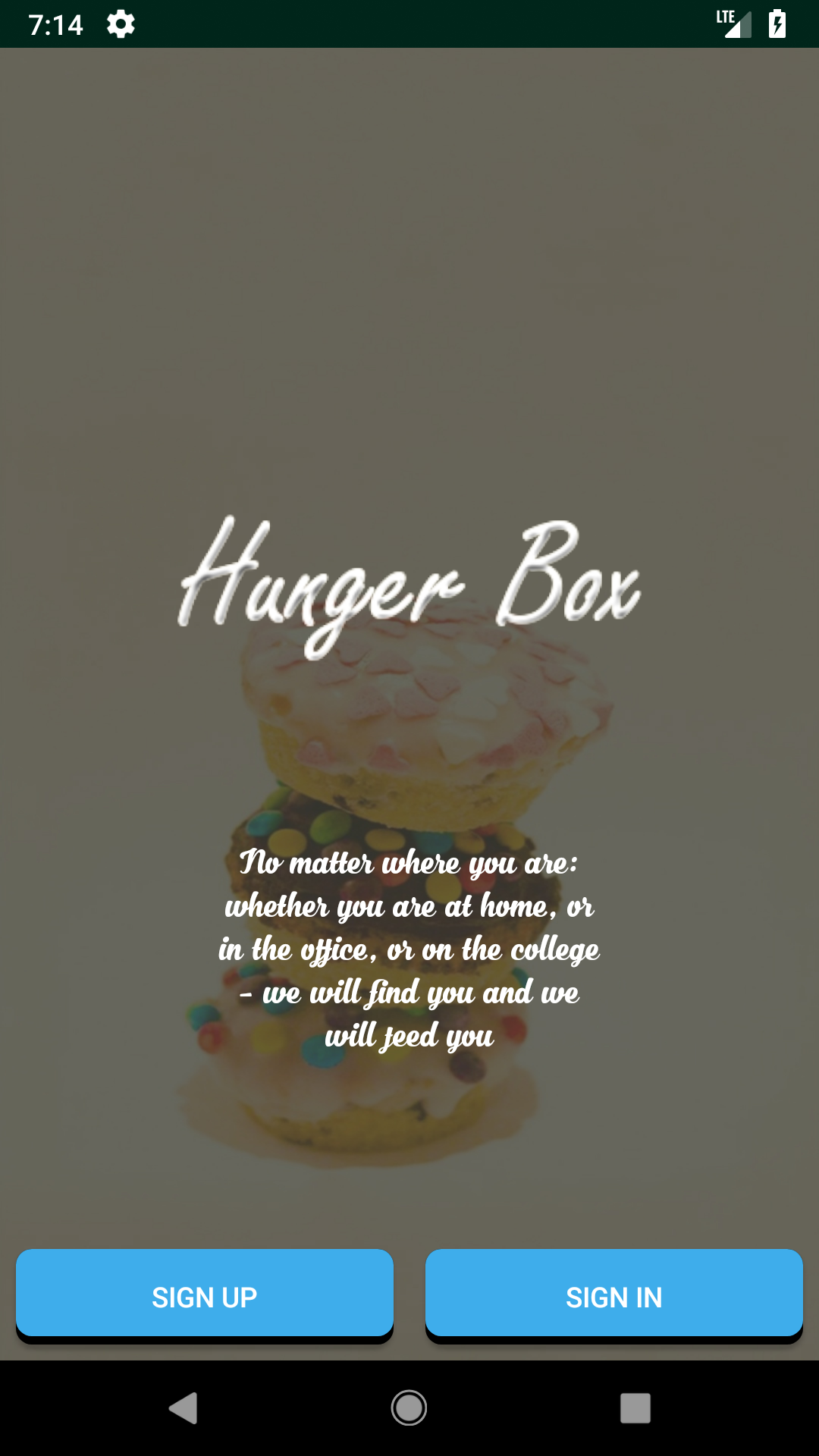 Hunger Box - Online Food Delivery App | AngelList