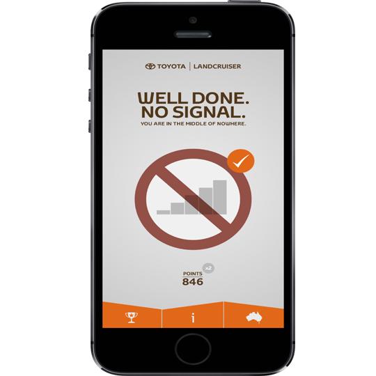 Toyota - No Signal Challenge