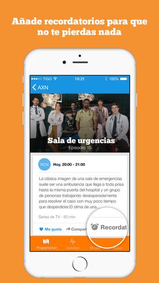 mi tv - Guía de TV - App Store | AngelList