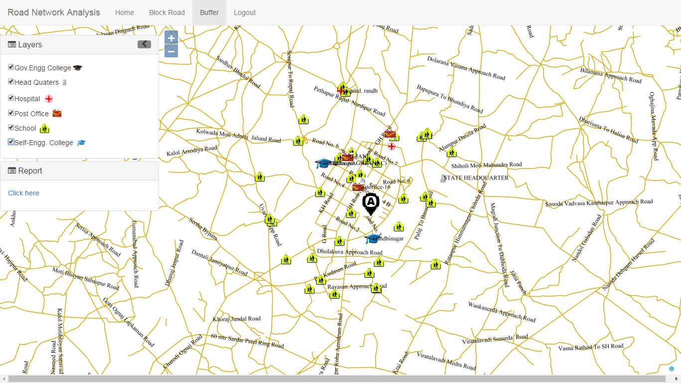 Road Network Analysis using GIS | AngelList