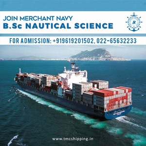 Start Admission Marine Engineering Course at TMC SHIPPING