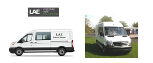178a305f0a Cheap mobile and Towable welfare unit rental service - LAE Vehicle Rental