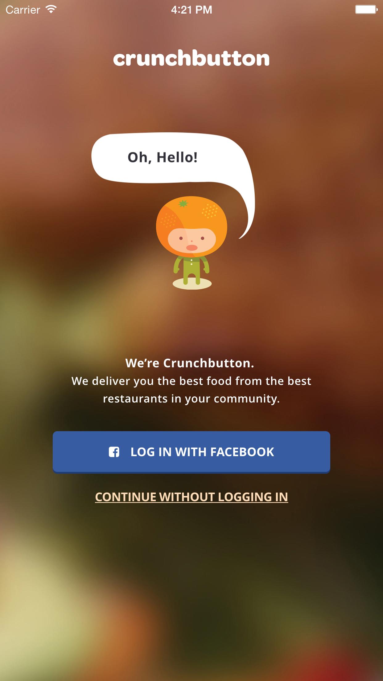 Crunchbutton