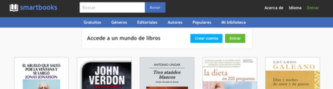 Smartbooks Tigo Colombia by 24symbols